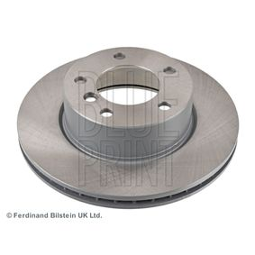 Bremsscheibe Bremsscheibendicke: 22mm, Ø: 284,0mm mit OEM-Nummer 34 116 854 996