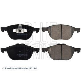 Bremsbelagsatz, Scheibenbremse Breite: 62,4mm, 67,0mm, Dicke/Stärke 1: 18mm mit OEM-Nummer CV612K021BA