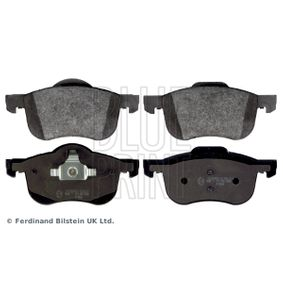 Brake Pad Set, disc brake Width: 69,0, 72,5mm, Thickness 1: 17,8, 18,5mm with OEM Number 3126250-6