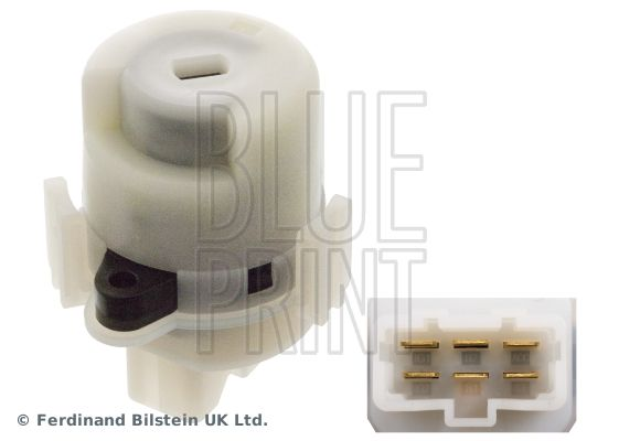 BLUE PRINT  ADG01406 Ignition- / Starter Switch Number of connectors: 6