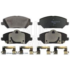 Brake Pad Set, disc brake Article № ADG042177 £ 140,00