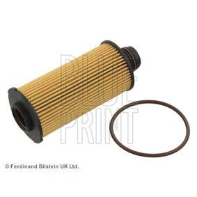 Ölfilter Ø: 53,5mm, Innendurchmesser: 22,5mm, Höhe: 131mm mit OEM-Nummer 71779389