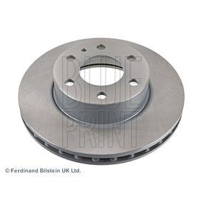 Bremsscheibe Bremsscheibendicke: 28mm, Ø: 299,9mm mit OEM-Nummer 58 0163 9518