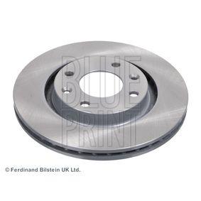 Bremsscheibe Bremsscheibendicke: 22mm, Ø: 266,0mm mit OEM-Nummer 16 188 904 80