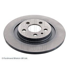 Bremsscheibe Bremsscheibendicke: 12mm, Ø: 271,6mm mit OEM-Nummer E169153