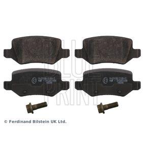Brake Pad Set, disc brake ADU174209 A-Class (W169) A 170 1.7 (169.032, 169.332) MY 2009