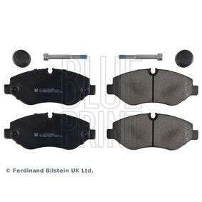 Bremsbelagsatz, Scheibenbremse Breite: 66,9mm, Dicke/Stärke 1: 20,3mm mit OEM-Nummer 2E0.698.151