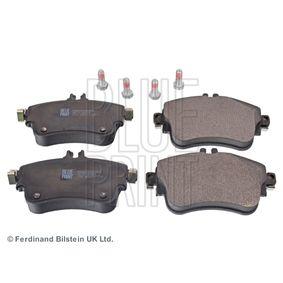 Bremsbelagsatz, Scheibenbremse Breite: 71,4mm, Dicke/Stärke 1: 18,5mm mit OEM-Nummer A008 420 0420