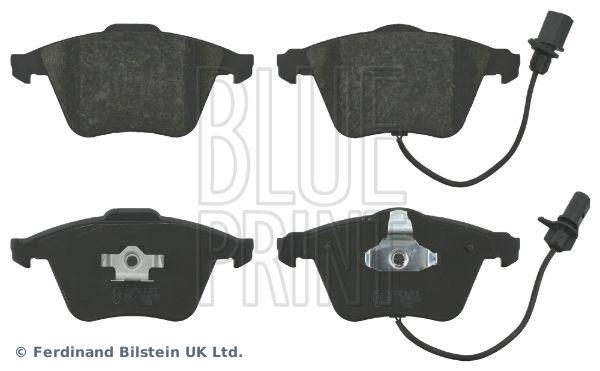 BLUE PRINT  ADV184230 Bremsbelagsatz, Scheibenbremse Breite: 72,8mm, Dicke/Stärke 1: 20mm