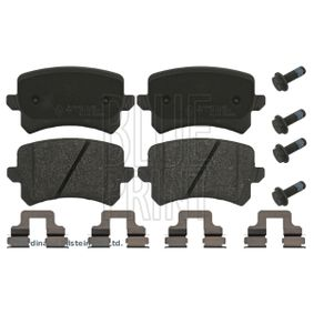 Bremsbelagsatz, Scheibenbremse Breite: 56,4mm, Dicke/Stärke 1: 17mm mit OEM-Nummer 3C0-698-451-C
