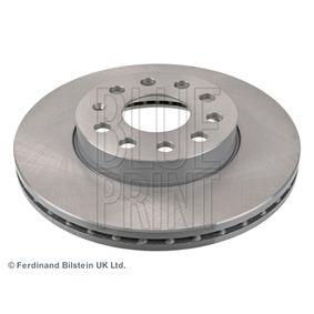 Bremsscheibe Bremsscheibendicke: 24mm, Ø: 276,0mm mit OEM-Nummer 2Q0615301H