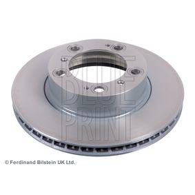 Bremsscheibe Bremsscheibendicke: 24mm, Ø: 298,0mm mit OEM-Nummer 98635140105
