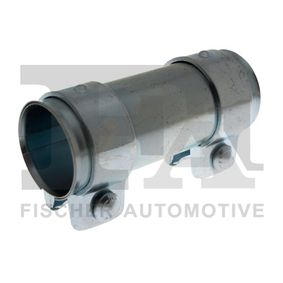 Pipe Connector, exhaust system 004-843 PUNTO (188) 1.2 16V 80 MY 2002