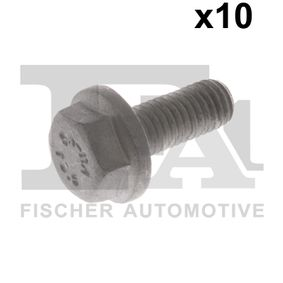Bolt, exhaust system with OEM Number 854977