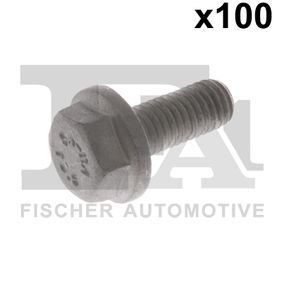 Bolt, exhaust system with OEM Number 8.54.977