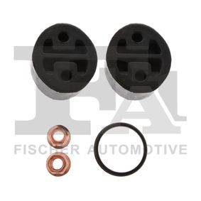 Nissan Note e11 1.4 Montagesatz, Abgasanlage FA1 K750215 (1.4 Benzin 2007 CR14DE)