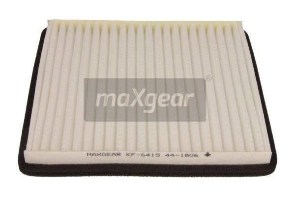 MAXGEAR  26-1179 Filter, Innenraumluft Länge: 215mm, Breite: 200mm, Höhe: 20mm