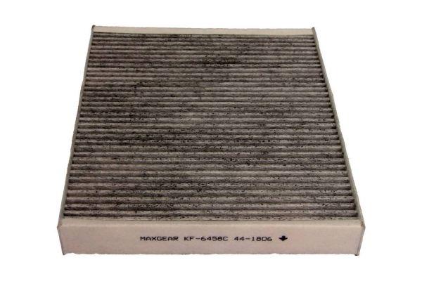 MAXGEAR  26-1207 Filter, Innenraumluft Länge: 240mm, Breite: 204mm, Höhe: 35mm