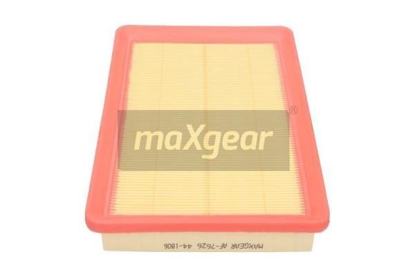 MAXGEAR  26-1293 Air Filter Length: 256mm, Width: 175mm, Height: 41mm, Length: 256mm