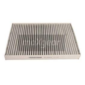 Filter, Innenraumluft Länge: 308mm, Breite: 212mm, Höhe: 30mm mit OEM-Nummer 4596501 AB