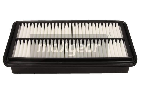 MAXGEAR  26-1400 Filtro de aire Long.: 302mm, Ancho: 159,5mm, Altura: 54,5mm