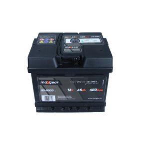 MAXGEAR  85-0009 Starterbatterie Polanordnung: 0