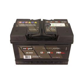 Starterbatterie Polanordnung: 0 mit OEM-Nummer 191 915 105 Q