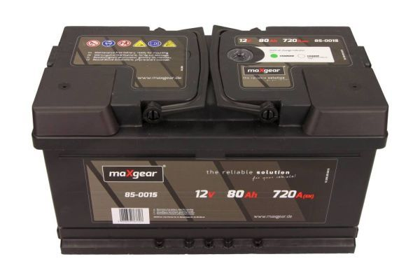 MAXGEAR  85-0015 Starterbatterie