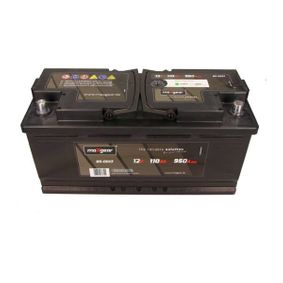 Starterbatterie Polanordnung: 0 mit OEM-Nummer 61218376384