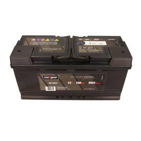 MAXGEAR Nutzfahrzeugbatterien B13 , 110 Ah , 12 V , L6 , 950 A , Bleiakkumulator