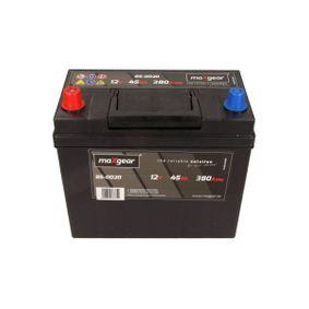 Starterbatterie Polanordnung: SX mit OEM-Nummer 31500-SCA-E011-M1