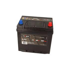 MAXGEAR  85-0021 Starterbatterie Polanordnung: DX
