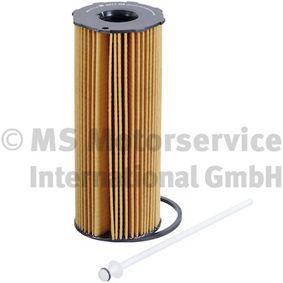 Ölfilter Innendurchmesser 2: 28,5mm, Höhe: 200mm mit OEM-Nummer 057115561L