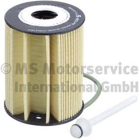 Ölfilter Innendurchmesser 2: 26mm, Höhe: 96mm mit OEM-Nummer 3646431