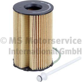 Ölfilter Innendurchmesser 2: 28mm, Höhe: 110mm mit OEM-Nummer 059115561D