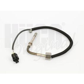 Sensor, Abgastemperatur 2-polig mit OEM-Nummer A007 153 90 28