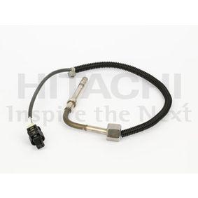 Sensor, Abgastemperatur 2-polig mit OEM-Nummer A 007 153 90 28