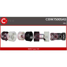 BMW E46 320d Innenraumgebläse CASCO CBW75005AS (318d Diesel 1999 M47 D20 (204D1))