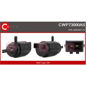 Water Pump, window cleaning Voltage: 12V with OEM Number 1450184