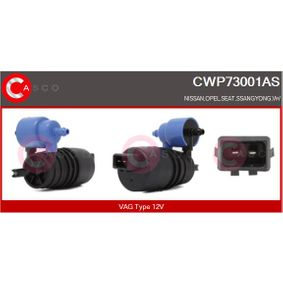 Water Pump, window cleaning Voltage: 12V with OEM Number 28920AU400