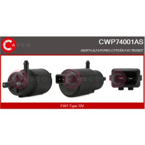 Water Pump, window cleaning Voltage: 12V with OEM Number 6434.C9