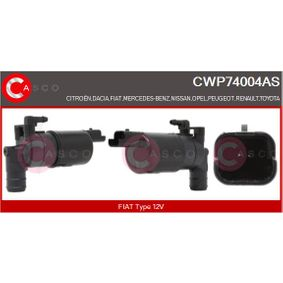 Water Pump, window cleaning Voltage: 12V with OEM Number 286200851R