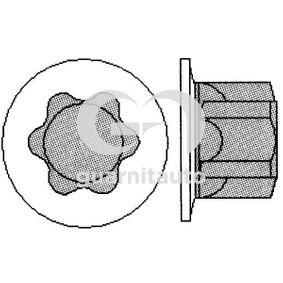 Zylinderkopfschraubensatz 703709-1010 CLIO 2 (BB0/1/2, CB0/1/2) 1.5 dCi Bj 2018