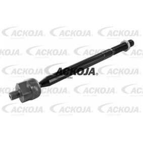 2011 Mazda 3 BL 1.6 MZR CD Tie Rod Axle Joint A32-1130