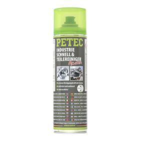 Hochleistungsentfetter PETEC 71750 für Auto (Inhalt: 500ml)