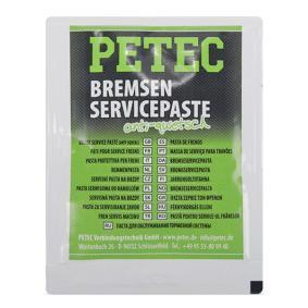 Ventilschleifpaste PETEC 94405 für Auto (Beutel, Langzeitschutz, silikonfrei, temperaturbeständig, Inhalt: 35ml)