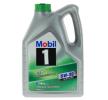 MOBIL Car oil VW 504 00 5W-30, Capacity: 5l