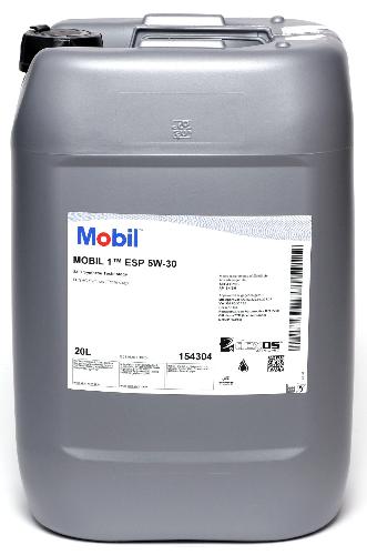 Motoröl 154304 MOBIL VW50600 in Original Qualität
