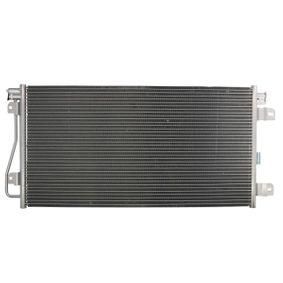 Kondensator, Klimaanlage Netzmaße: 690 x 376 x 16 mm mit OEM-Nummer 7701049665