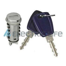 Lock Cylinder ZR801020 PUNTO (188) 1.2 16V 80 MY 2004
